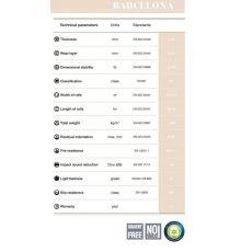 Πλαστικό Δάπεδο Grabo Barcelona 4259-283-4