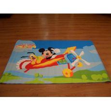 Παιδικό Χαλί Disney Mickey Airplane
