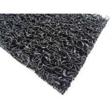 Ταπέτο Spaggeti PVC 15mm 3106 Black Φάρδος 1,22m