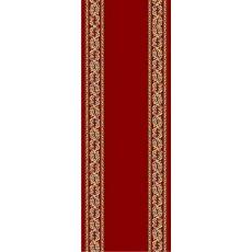 Εκκλησιαστικός Διάδρομος 680 Red με κλαδί Ελιάς