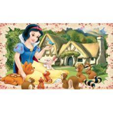 Παιδικό Χαλί Disney Snowhite