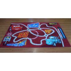 Παιδικό Χαλί Disney Cars Road c20033