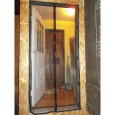 Μαγνητική Κουρτίνα Πόρτας Σίτα Magic ΓΚΡΙ