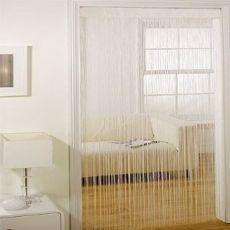 Κουρτίνα Πόρτας Decor Cordon White