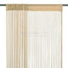 Κουρτίνα Πόρτας Decor Cordon Beige
