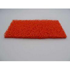 Ταπέτο Spaggeti PVC 2109 Orange Φάρδος 1,22m