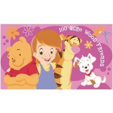 Παιδικό Χαλί Disney Winnie best Friend