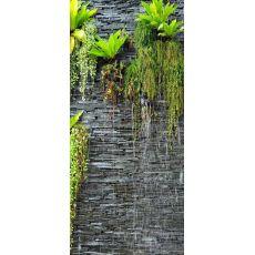 Φωτοταπετσαρία Πόρτας Stone Wall FT V 1503