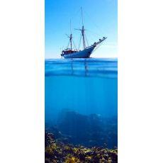 Φωτοταπετσαρία Πόρτας Ship FT V 1513