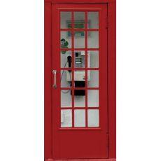 Φωτοταπετσαρία Πόρτας Red Phone FT V 1539