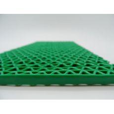 Αντιλιοσθητικό δάπεδο για πισίνα PVC Zig Zag Green