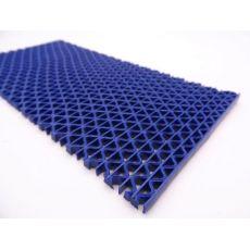 Αντιλιοσθητικό δάπεδο PVC Zig Zag Blue