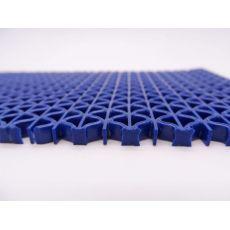 Αντιλιοσθητικό δάπεδο για πισίνα PVC Zig Zag Blue