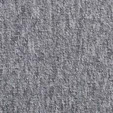 Μοκέτα Πλακάκι Solid 75 Grey