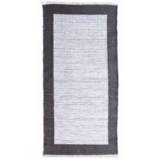 Βαμβακερό χαλί Pinerol White-Silver