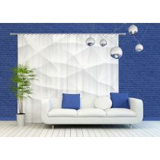 Φωτοκουρτίνα Λευκά σχήματα XXL 4415 2,80m x 2,45m