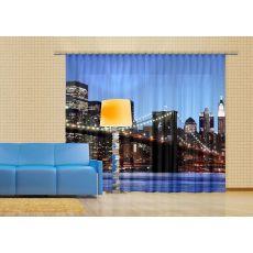 Φωτοκουρτίνα Brooklyn Bridge Color XXL 4417  2,80m x 2,45m
