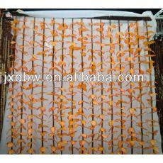 Κουρτίνα Πόρτας Χαβάη Πορτοκαλί
