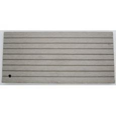 Σανίδα περίφραξης Deck WPC Grey