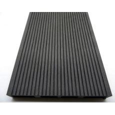 Σανίδα περίφραξης Deck WPC Dark Grey
