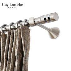 Κουρτινόξυλο inox Guy Laroche Capital Φ25