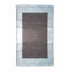 Βαμβακερό χαλί Pinerol White-Brown