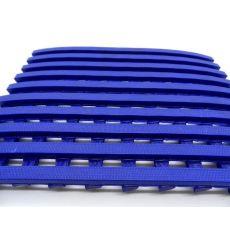 Αντιλιοσθητικό δάπεδο Crossmat Μπλε Φάρδος 1,20m