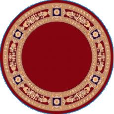 Εκκλησιαστικό Χαλί στρόγγυλο με μπορντούρα