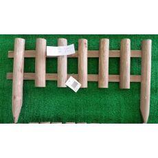 Ξύλινο διακόσμητικός φράχτης κήπου