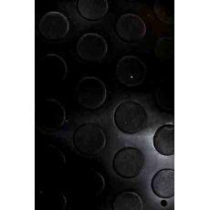 Δάπεδο Regor Rubber Τάπα Μαύρο