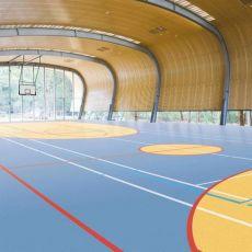 Αθλητικό Δάπεδο Gerflor Taraflex Sport M Dry-Tex 6873 Ανθρακί