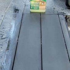 Καθαριστικό υγρο για συνθετικό Deck