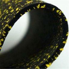 Δάπεδο καουτσούκ σε ρολλό SBR + EPDM 10% με χρωματιστούς κόκκους
