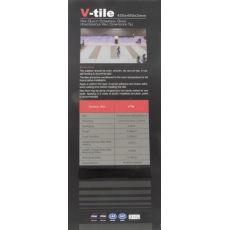 Πλαστικό Πλακάκι Vfloor V28 Μπεζ
