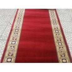 Εκκλησιαστικός διάδρομος με μπορντούρα κόκκινος
