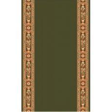 Εκκλησιαστικός διάδρομος με μπορντούρα πράσινος