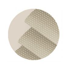 Περσίδα αλουμινίου Διάτρητη σε χρώμα Λευκό T-2220