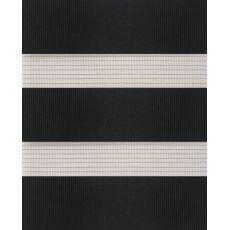 Σύστημα Σκίασης Double Roller 20-40 Μαύρο