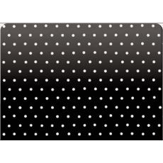 Περσίδα αλουμινίου Διάτρητη σε χρώμα Μαύρο T-2225