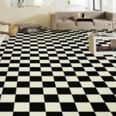 Βινυλικό δάπεδο Atlantic Damier 019D Σκακιέρα με μικρά τετράγωνα