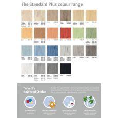 Πλαστικό Δάπεδο Standard Plus 485 Yellow