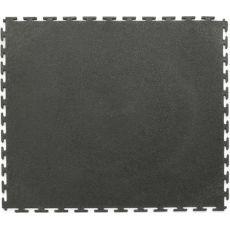 Πλακάκι PVC Παζλ Μαυρό