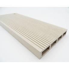 Σανίδα περίφραξης Deck WPC 130 White