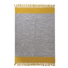 Χαλι Urban Cotton Kilim Flitter Yellow  Royal Carpet