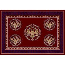 ΧΑΛΙ ΕΚΚΛΗΣΙΑΣΤΙΚΟ LYDIA  2128B(106A) BURGUNDY