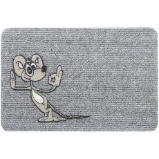 Πατάκι Flocky 069 Happy Mouse