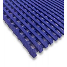 ΠΛΑΣΤΙΚΟ ΔΑΠΕΔΟ ΣΧΑΡΑ ANTI-SLIP MAT 10mm BLUE 1.17Μ NewPlan