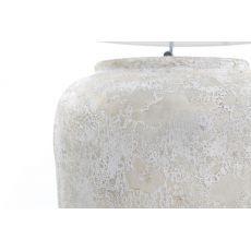 Επιτραπέζιο Φωτιστικό Zimp (40x40x45) White Clay/Terra Soulworks 0630001