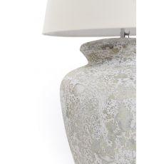 Επιτραπέζιο Φωτιστικό Zimp (35x35x40) White Clay/Tera Soulworks 0630003