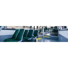 Βινυλικό Δάπεδο Grabo Railway 1356-930-279 Grey Φάρδος 1,40m